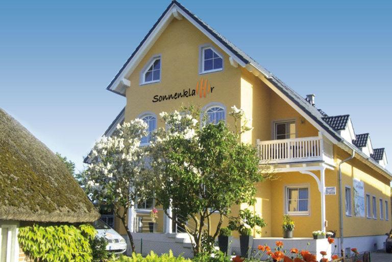 Hotel Göhren auf Rügen an der Ostsee